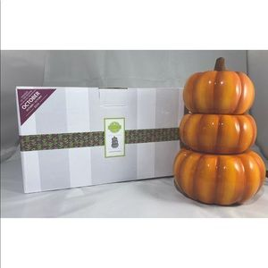 Scentsy Harvest Pumpkin warmer Oct. 2016